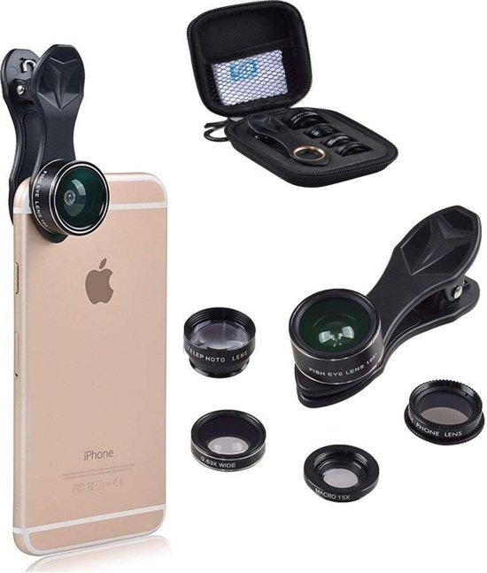 Lens voor smartphone