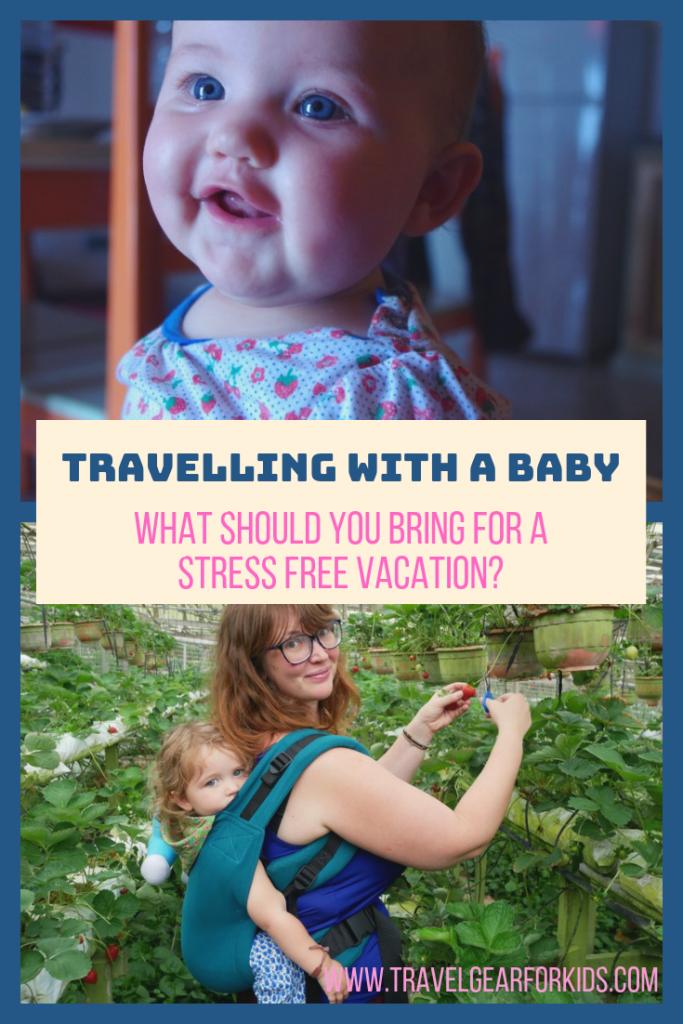 pinterest image baby travel essentials