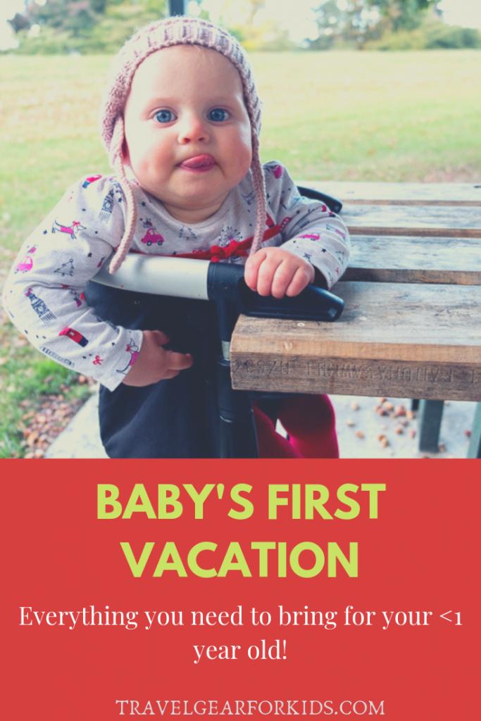 travel essentials baby for pinterest 2