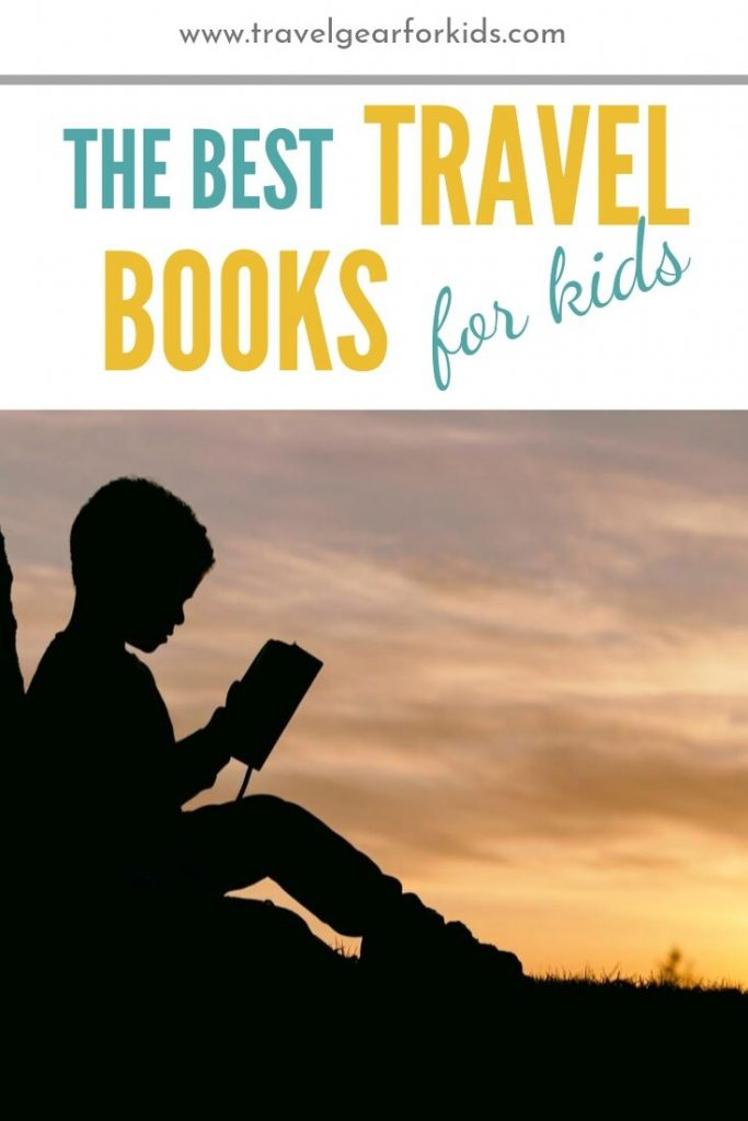pinterest link for the best travel books for kids