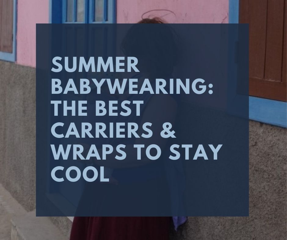 link to our article about the best summer baby carrier